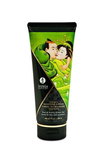 Kissable massagecrème