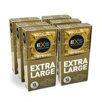 EXS Magnum XL Condooms 72st