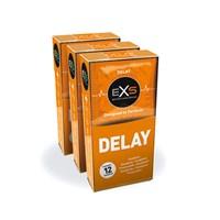 EXS Ribbels en Nopjes Delay Condooms (36st)