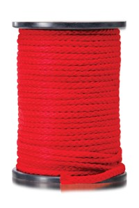 Pipedream Bondage Rope Black 60m (Rood)