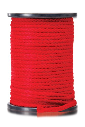 Pipedream Bondage Rope Black 60m (Rood)