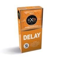 EXS Ribbels en Nopjes Delay Condooms (12st)