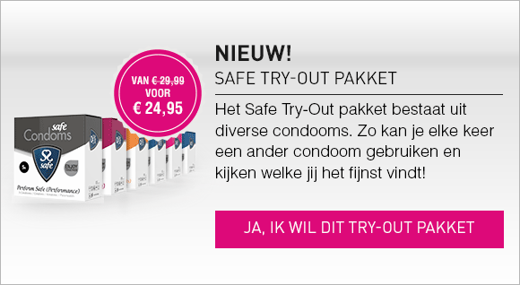 Nieuw - Safe Try-Out pakket