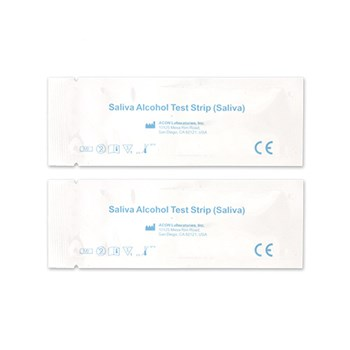 Saliva Alcoholtest Strips