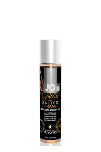 Jo Gelato Salted Caramel glijmiddel (30ml)