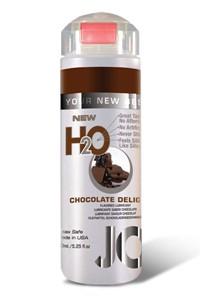 System JO chocolade glijmiddel (120ml)