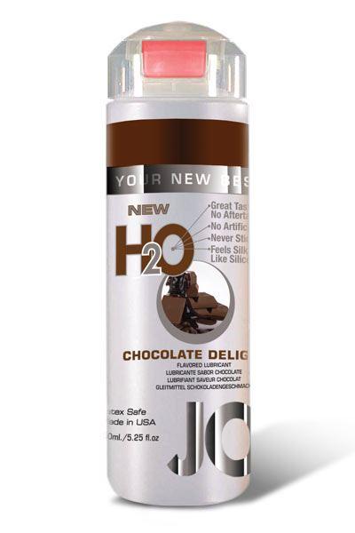System JO chocolade glijmiddel
