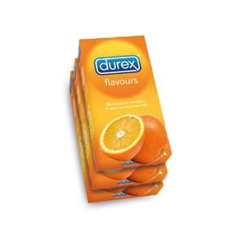 Durex Sinaasappel Condooms 30st