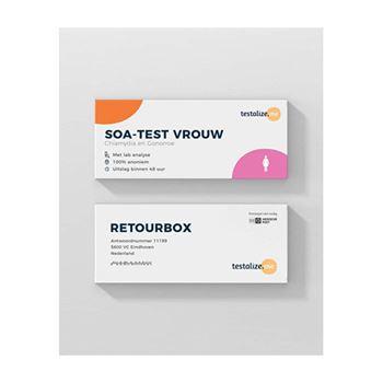 SOA Test Vrouw