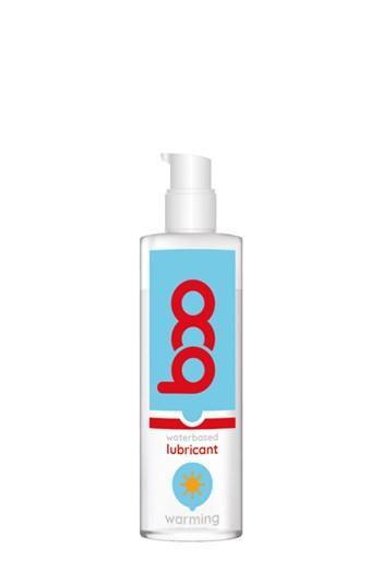BOO glijmiddel verwarmend (150ml)