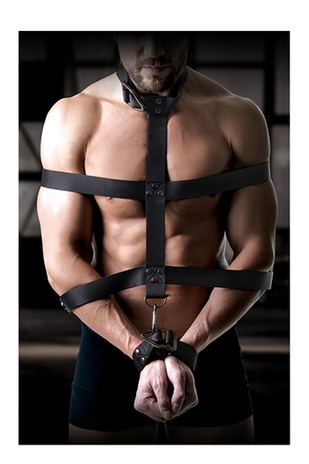Sr Command Body Binder hogtie