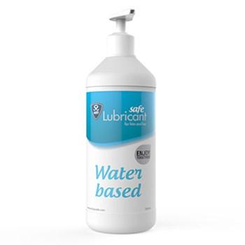 Safe glijmiddel waterbasis