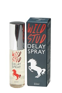 Wild Stud orgasme vertragende spray (22ml)
