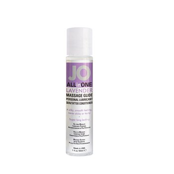 System JO lavendel massage gel