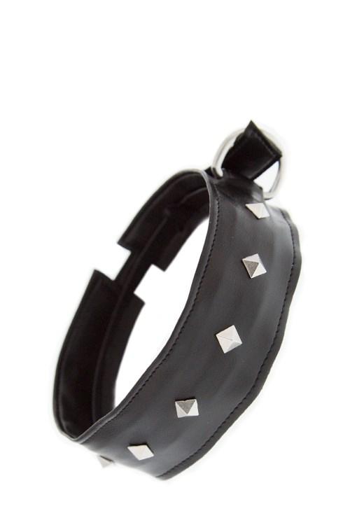 GP halsband met studs