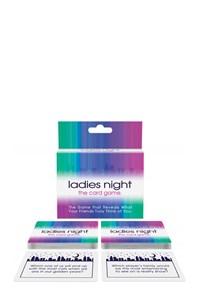 Ladies night kaartspel