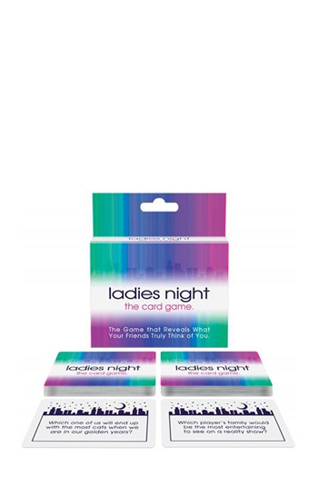 Ladies night kaartspel