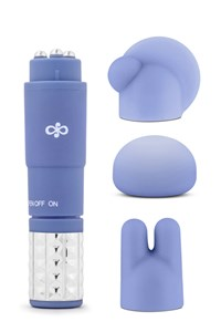 Rose Revitalize mini massager
