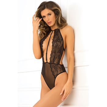Hot Pursuit kanten bodysuit