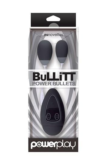 Powerplay Bulllitt dubbele bullet