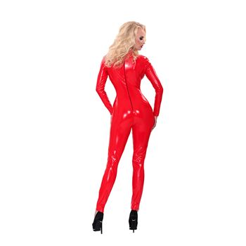 Datex Catsuit rood