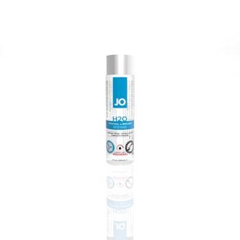 JO H2O verwarmende glijmiddel