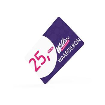 Willie cadeaukaart 25 euro