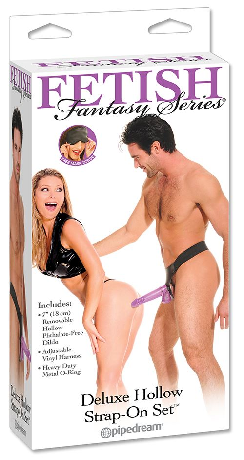 FF luxe strap-on set