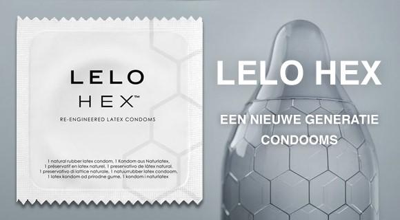 Een nieuwe generatie condooms