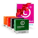 Pleasure Mix Condoomfabriek Pakket 20st