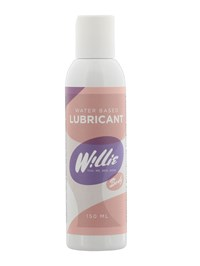 Willie glijmiddel 150ml
