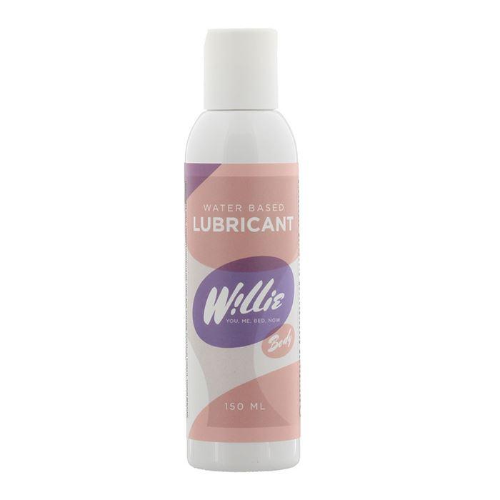 willie-glijmiddel-waterbasis