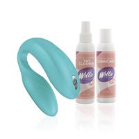 We-Vibe Sync voordeelpakket blauw