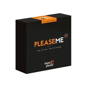 PleaseMe opdrachtenspel