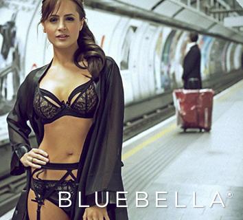 Bluebella lingerie bij condoomfabriek nieuwe collectie