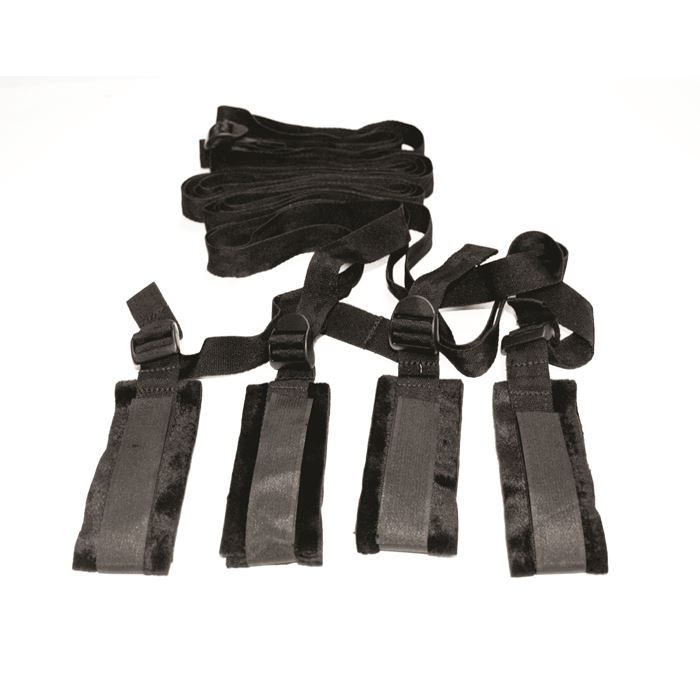 S&M Bed bondage set