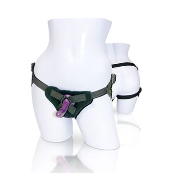Sportsheets strap-on & dildo set