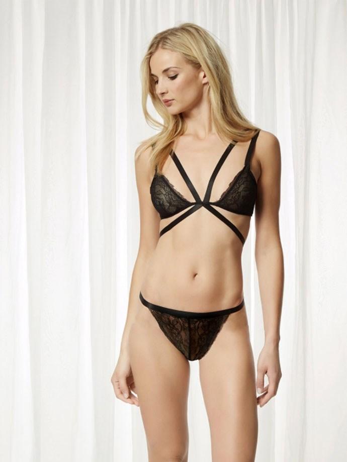 Bluebella Alexa lingerie set
