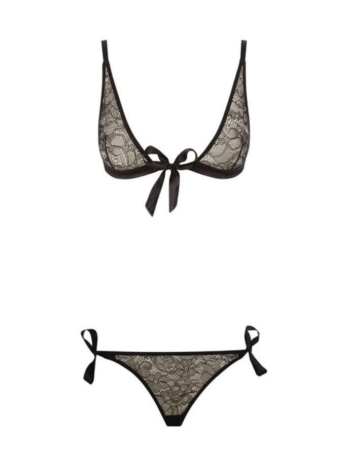 Bluebella Tabitha lingerie set