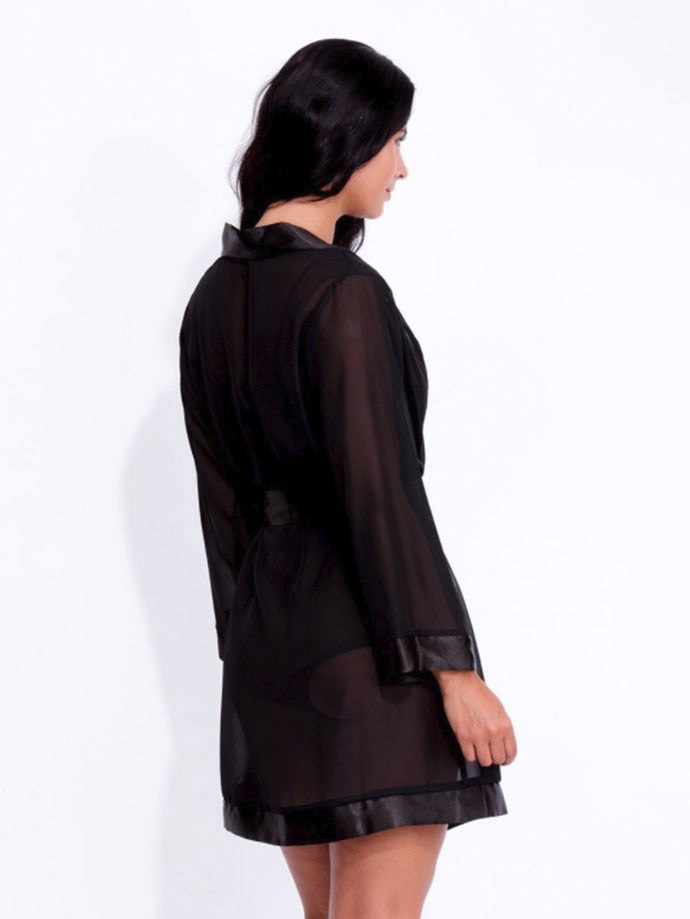 Bluebella zwarte Chiffon kimono