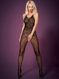Obsessive cut-out bodystocking