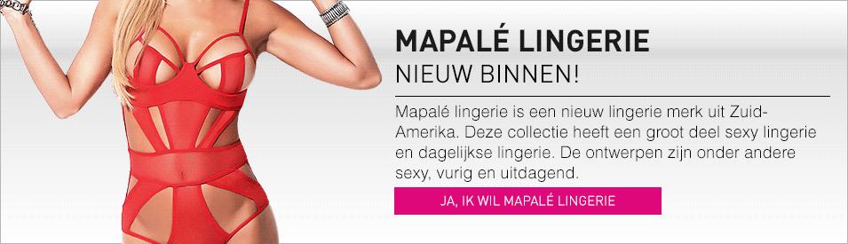 Nieuw - Mapalé Lingerie