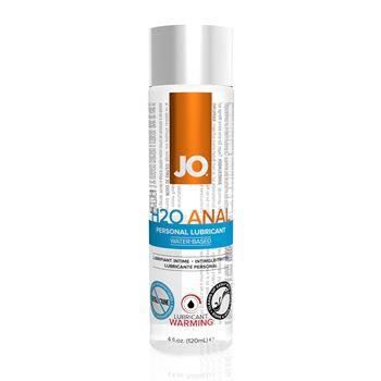 JO H2O Anaal verwarmende glijmiddel