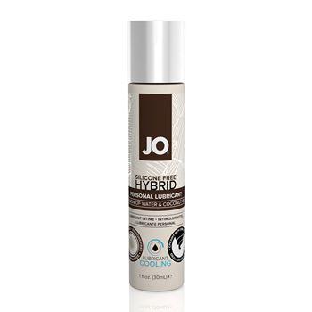 JO Hybrid verkoelend kokos glijmiddel (30ml)