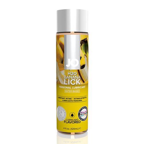 JO banaan glijmiddel