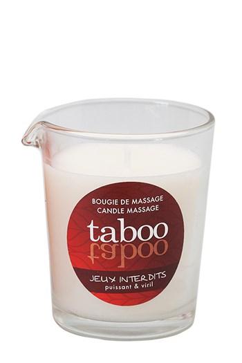 Taboo Jeux Interdits massagekaars voor hem