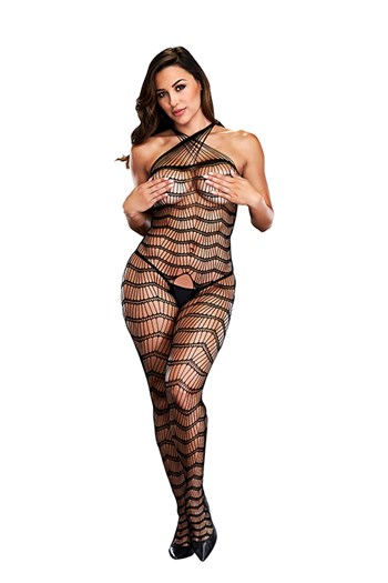 Baci Criss Cross bodystocking