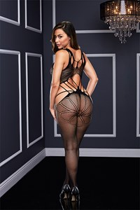 Baci Criss Cross kruisloze bodystocking