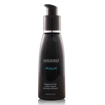 Aqua glijmiddel op waterbasis