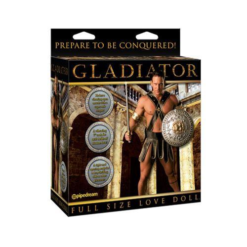 Gladiator sexpop voor vrouwen